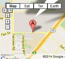 bail bonds in costa mesa map